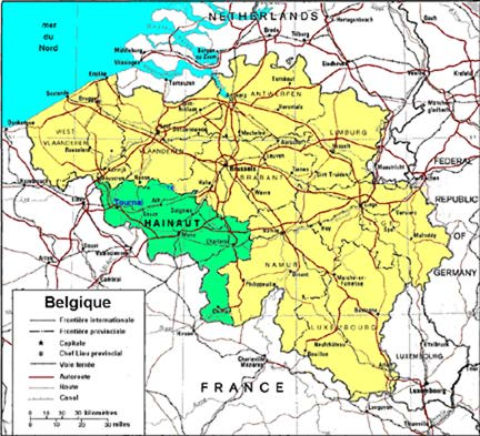 Site de rencontre region hainaut